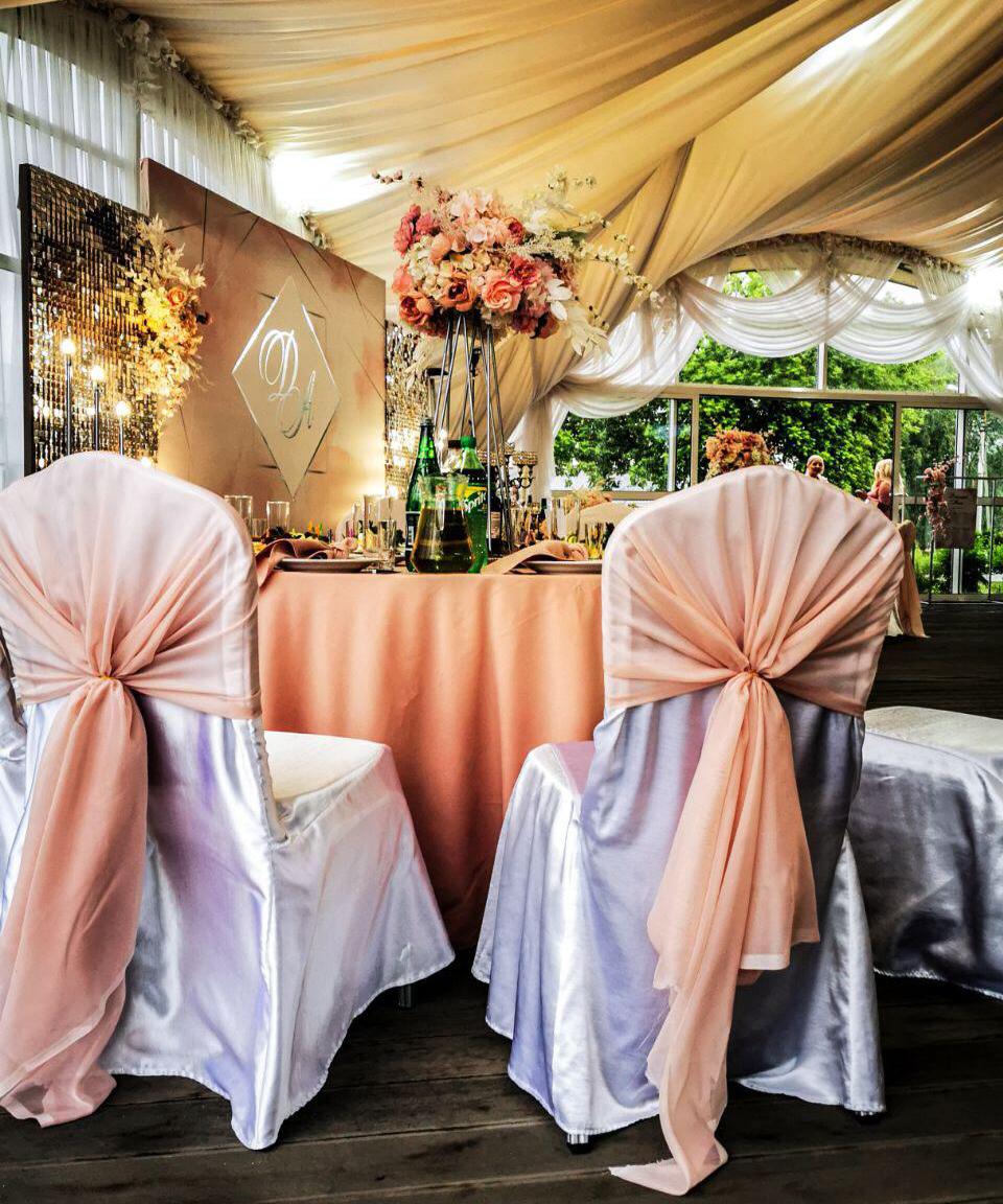 Свадьба в загородном клубе