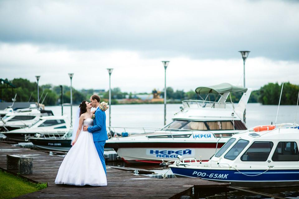 Свадьба в яхт-клубе 2