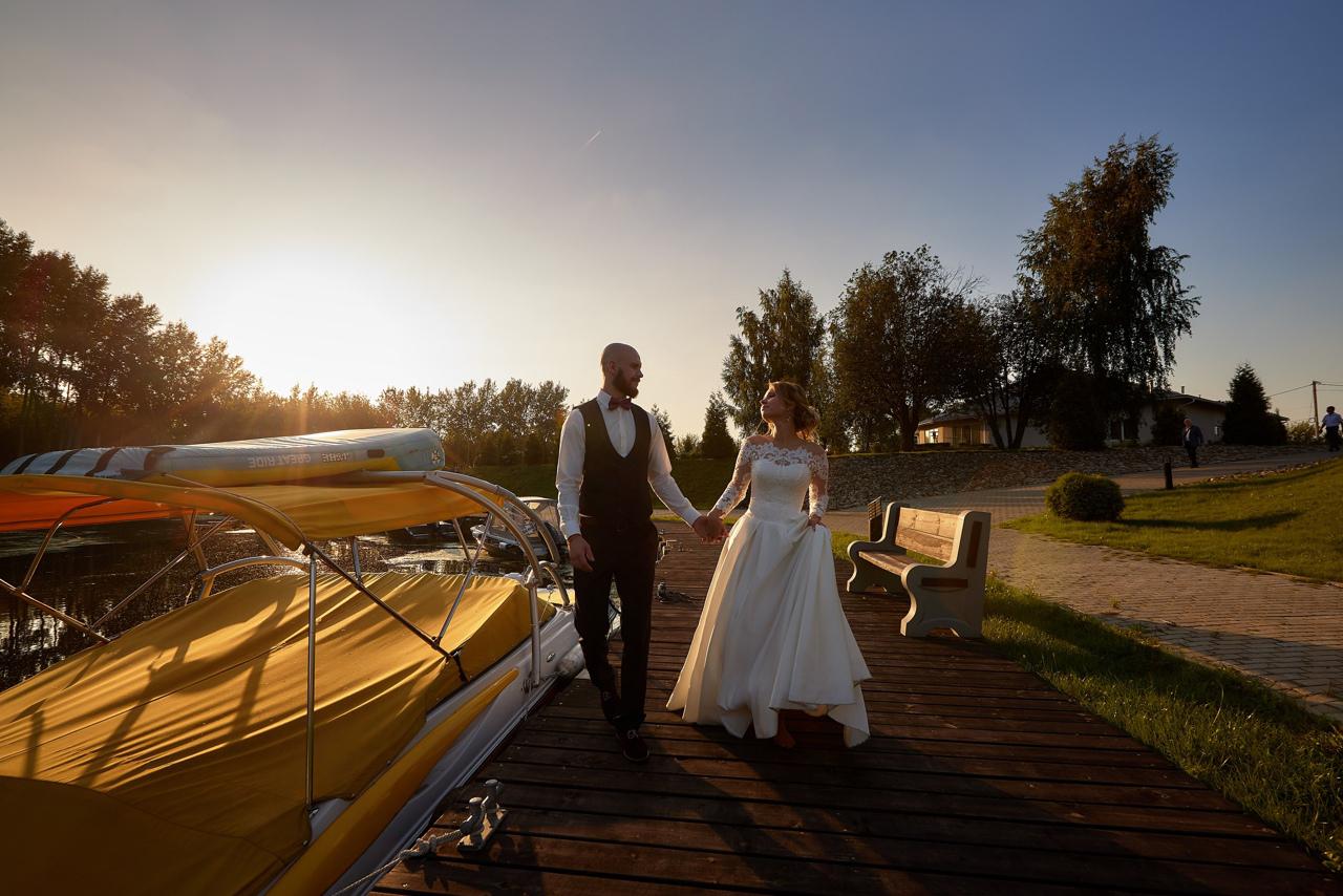 Свадьба в яхт-клубе 4